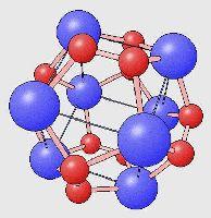 Молекулярный кластер Ti8C12 с додекаэдрической структурой