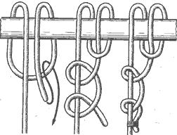 Рис. 16. Обратный штык