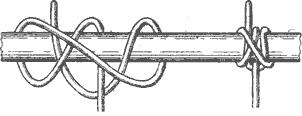 Рис. 61. Качельный узел