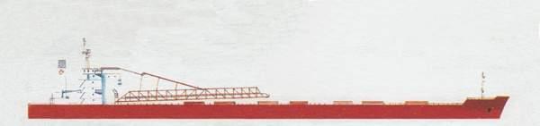 «Yeoman Burn»(«Йомэн Бёрн»)балкер (Норвегия)