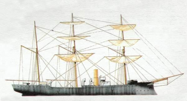 «Eber»(«Эбер»)канонерская лодка (Германия)
