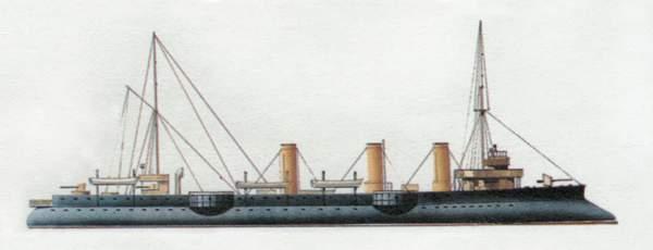 «D'Assas>>»<br/>(«Д'Асса»)<br/><br/>крейсер (Франция)