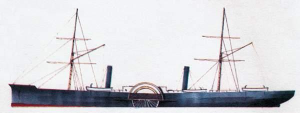 «Arago»(«Араго»)пассажирский лайнер (США)