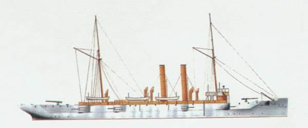 «Denver»(«Денвер»)крейсер (США)