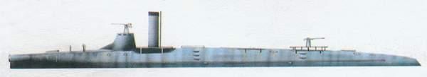 «Balny»(«Бальни»)минный катер (Франция)