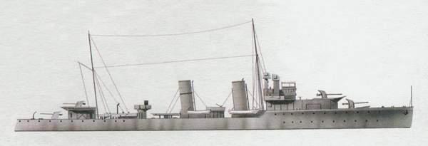«Crescent»(«Кресент»)эсминец (Великобритания)