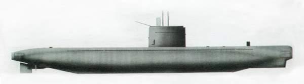 «Dolfijn»(«Долфийн»)подводная лодка (Голландия)