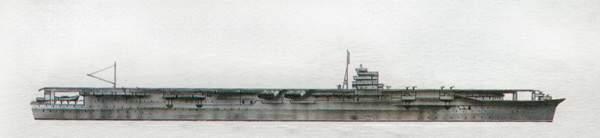 «Zuikaku»(«Зуйкаку»)авианосец (Япония)