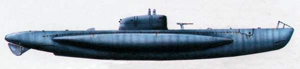 «Aradam»(«Арадам»)подводная лодка (Италия)