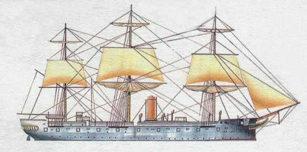 «Bismark»(«Бисмарк»)крейсер (Германия)