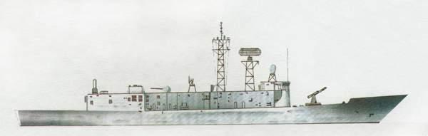 «Doyle»(«Дойл»)фрегат (США)