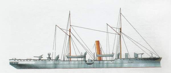 «Curlew»(«Керлью»)канонерская лодка (Великобритания)