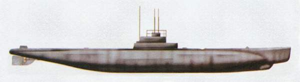 «Atropo»(«Атропо»)подводная лодка (Италия)