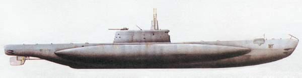 «Archimede»(«Архимед»)подводная лодка (Италия)