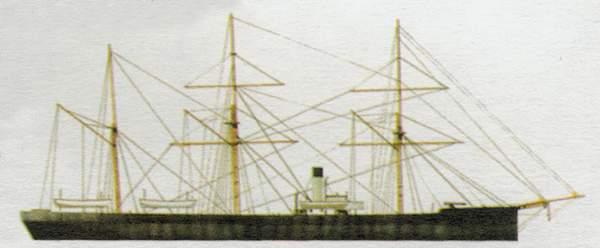«Dupetit-Thouars»(«Дюпти-Туар»)крейсер (Франция)