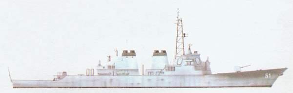 «Arleigh Burke»(«Арлей Берк»)эсминец УРО (США)»(«
