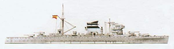 «Baleares»(«Балеарес»)крейсер (Испания)