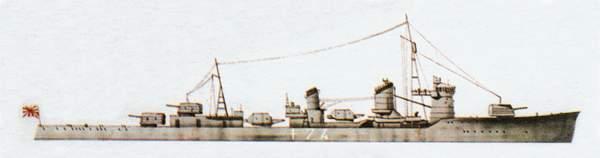«Asashio»(«Асашио»)эскадренный миноносец (Япония)