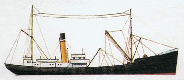 «ArtiglioII»(«АртильоII»)спасательное судно (Италия)
