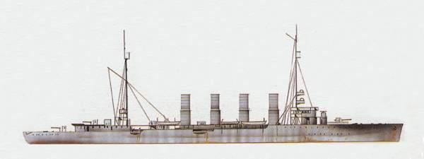 «Breslau»(«Бреслау»)крейсер (Германия)