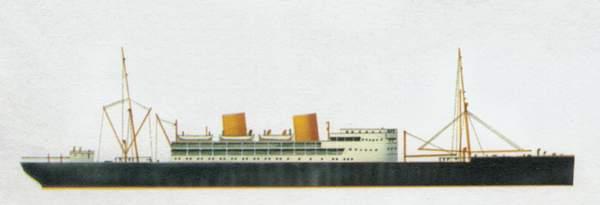 «Europa»(«Европа»)лайнер (Дания)