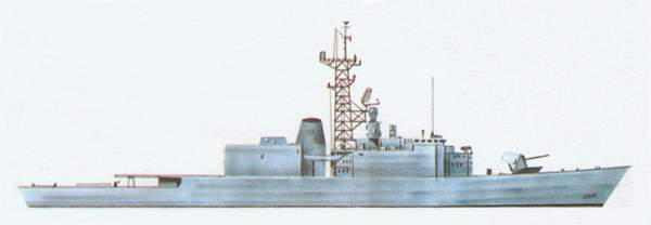 «Athabaskan»(«Атабаскан»)эскадренный миноносец (Канада)