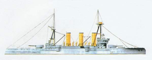 «Averroff»(«Аверрофф»)крейсер (Греция)