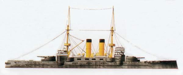 «Asahi»(«Асахи»)броненосец (Япония)