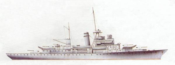 «Erie»(«Эри»)канонерская лодка (США)