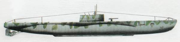 «Domenico Millelire»(«Доменико Миллелире»)подводная лодка (Италия)