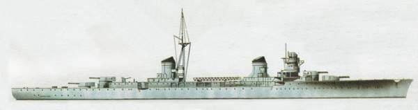 «Emanuele Filiberto Duca D'Aosta>>»<br/>(«Эмануэле Филиберто Дука Д'Аоста»)<br/><br/>крейсер (Италия)