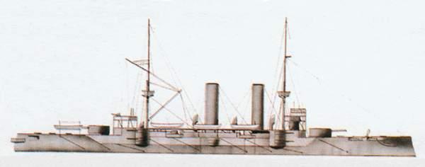 «Asama»(«Асама»)крейсер (Япония)