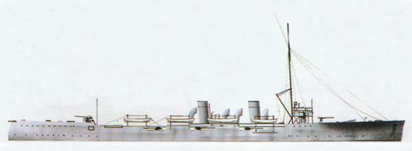 «Bahia»(«Байя»)крейсер (Бразилия)