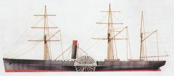 «Arctic»(«Арктик»)пассажирский лайнер (США)