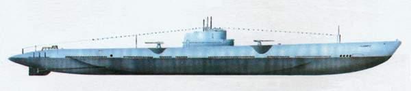 «Argonaut»(«Аргонавт»)подводный минный заградитель (США)