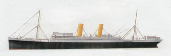 «Czar»(«Царь»)лайнер (Россия)