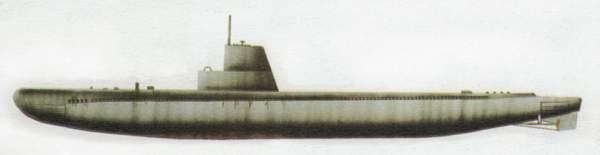 «Enrico Tazzoli»(«Энрико Таццоли»)подводная лодка (Италия)
