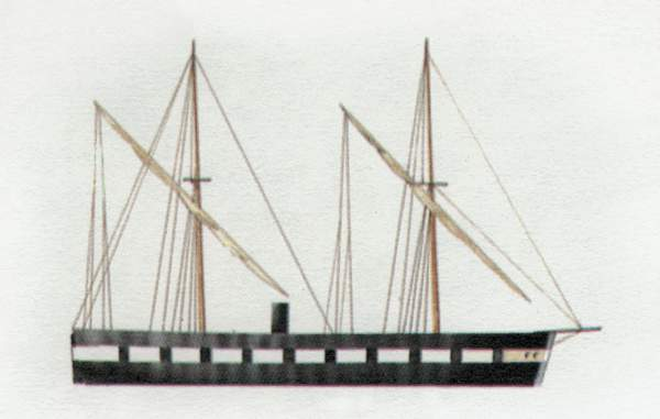 «Demologos»(«Демологос»)военный корабль (США)