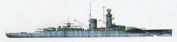 «Admiral Graf Spee»(«Адмирал граф Шпее»)«карманный» линкор (Германия)