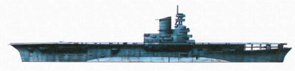 «Aquila»(«Аквила»)авианосец (Италия)