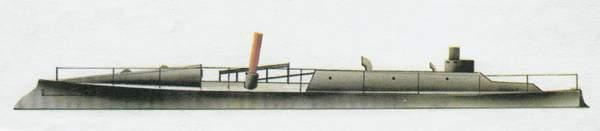 «Erato»(«Эрато»)минный катер (Италия)