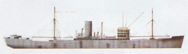 «Atlantis»(«Атлантис»)рейдер (Германия)