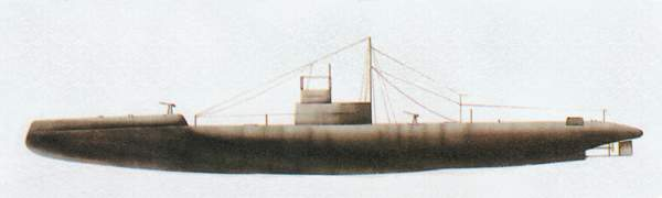 «Balilla»(«Балилла»)подводная лодка (Италия)