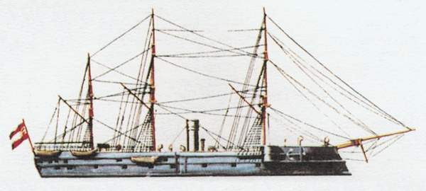 «Archibald Russel»(«Арчибальд Рассел»)барк (Великобритания)