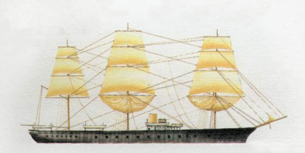 «Dubourdieu»(«Дюбурдье»)крейсер (Франция)