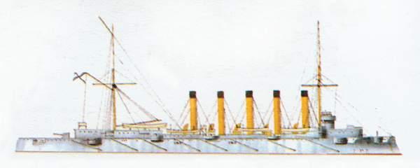 «Askold»(«Аскольд»)крейсер (Россия)