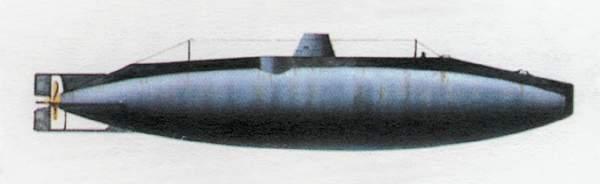 «A1»<br/><br/>подводная лодка (Великобритания)