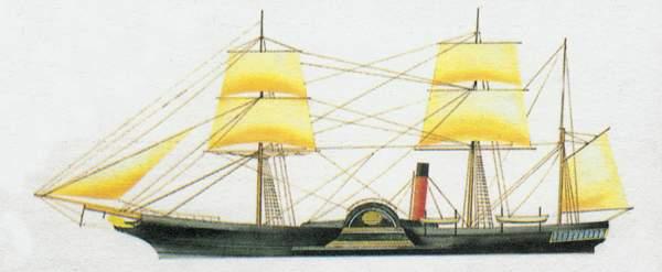 «Britannia»(«Британия»)лайнер (Великобритания)