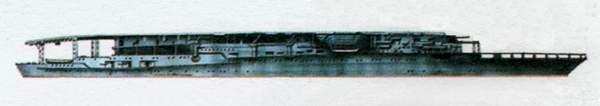 «Akagi»(«Акаги»)авианосец (Япония)
