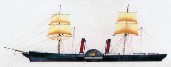 «Arabia»(«Арабия»)пассажирский лайнер (Великобритания)